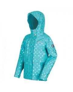 Regatta Mädchen Regenjacke Bambalina mit Kapuze