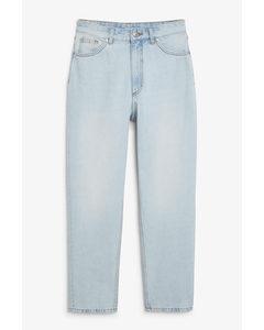 Hellblaue Taiki Jeans Hellblau