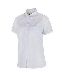 Regatta Womens/ladies Jerbra Ii Short Sleeve Shirt