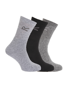 Regatta Great Outdoors Herren Socken, 3er-Pack