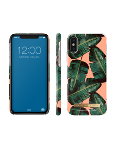 Fashion Case Janni Iphone X/xs Coral Leaves
