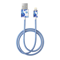 Fashion Cable, 2m Baby Blue Orchid