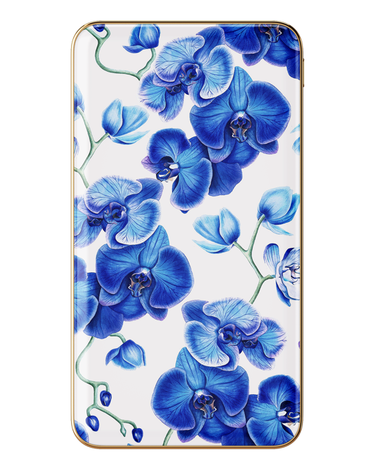 Ideal of Sweden Fashion Power Bank Baby Blue Orchid