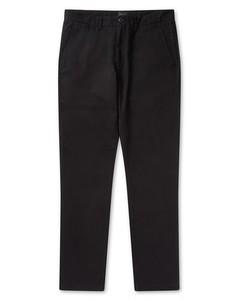 Watney Slim Fit Cotton Chino Black