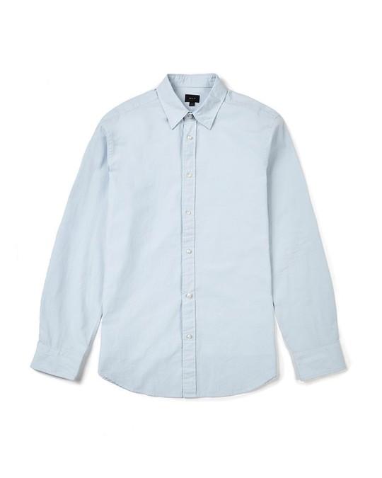 MVP Tinsley Cotton Poplin Slim Fit Shirt Pale Blue