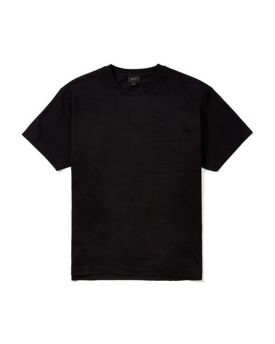 MVP Bedford Crew Neck T-shirt Black