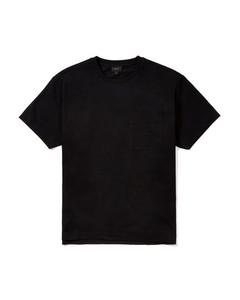 Bedford Crew Neck T-shirt Black