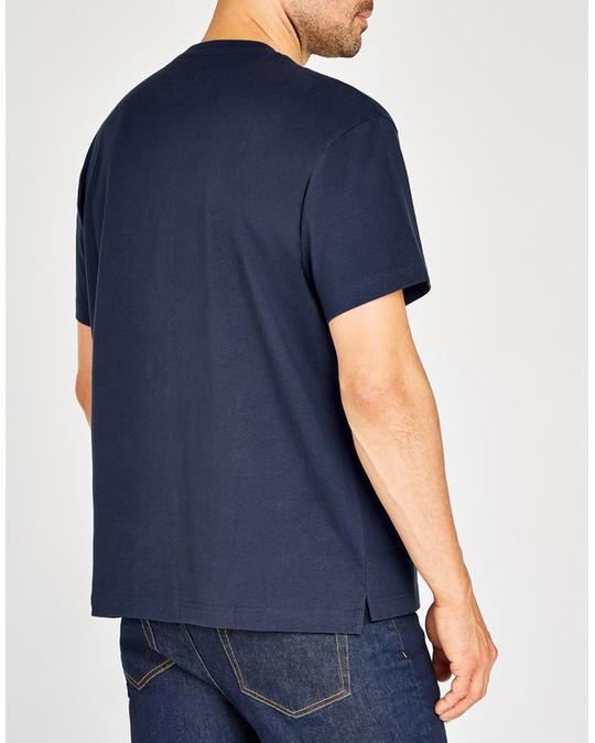 MVP Bedford Crew Neck T-shirt Bright Navy