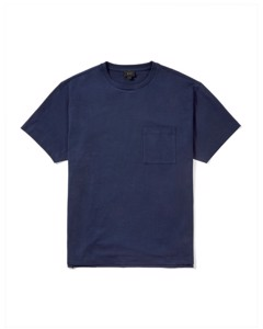 Bedford Crew Neck T-shirt Bright Navy