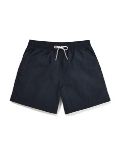 Shorter Length Swim Shorts Navy
