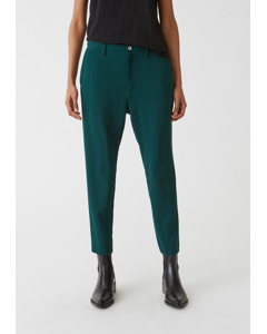 Krissy Trousers Deep Green