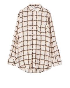 Mash Shirt Off White Chain Print