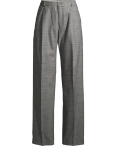 Soft Trousers Grey Mel
