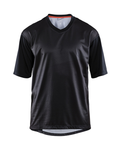 Hale Xt Jersey M - Black/crest-black-xxl