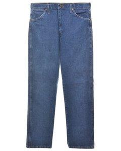 Stone Wash Wrangler Jeans