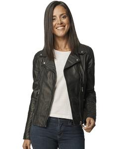 Berthe Leather Jacket