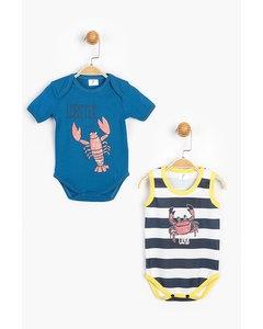 Lobster & Crab Body Set
