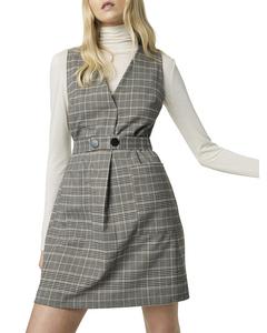 Plaid Suit Dress