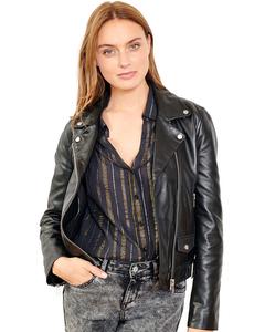 Valisoa Leather Jacket