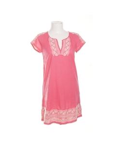 Odd Molly, Klänning, Strl: Xs, 501, Icecream Dress, Rosa/vit, Bomull