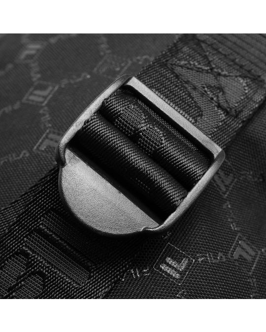 Fila Varberg Mini Strap Backpack Black