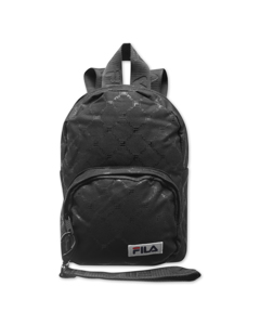 Varberg Mini Strap Backpack Black