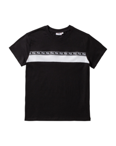 Women Shinako Tee Black-bright White