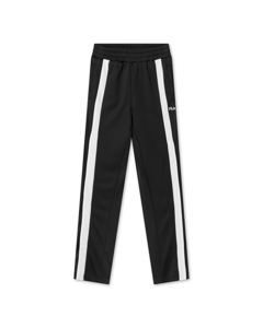 Women Sachika Track Pants - Overlength Black-bright White