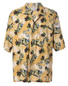 1990s Columbia Hawaiian Shirt