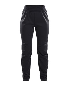 Warm Train Pant W - Black/transparent Grey