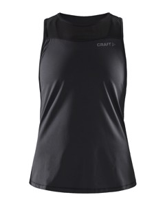 Charge St Singlet W - Black