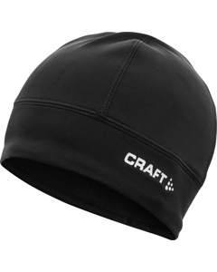 Light Thermal Hat - Black