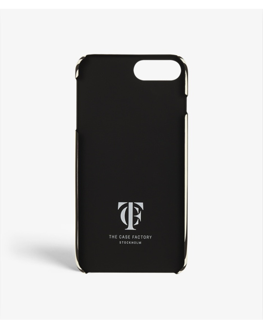The Case Factory S.c Iphone 7/8 Plus Stripy Wasp Black