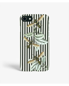 S.c Iphone 7/8 Stripy Wasp Black