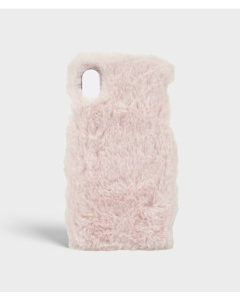 S.c Iphone X/xs Fluffy Nude
