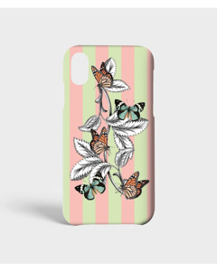 S.c Iphone X/xs Pastel Butterflies