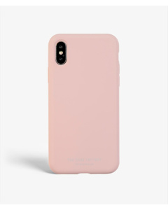 S.c Iphone X/xs Silicone Dusty Pink