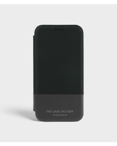 S.c Iphone X/xs Wallet Case Tech Black
