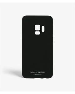 S.c Samsung S9 Silicon Black