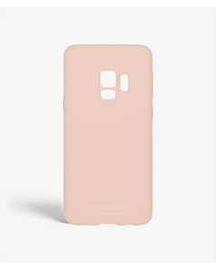 S.c Samsung S9 Silicone Dusty Pink