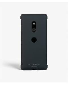 S.c Sony Xperia Xz3 Silicone Black