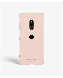 S.c Sony Xperia Xz3 Silicone Dusty Pink