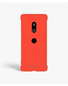 S.c Sony Xperia Xz3 Silicone Poppy Red