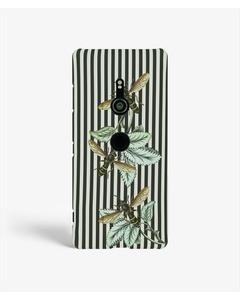 S.c Sony Xperia Xz3 Stripy Wasp Black
