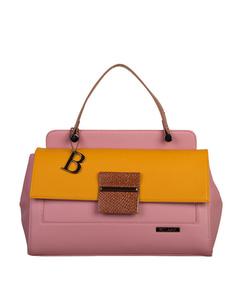 Handtasche Abby (Alt Rosa)