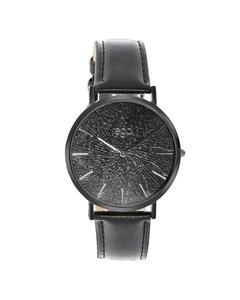 Regal Armbanduhr mit schwarzem Band