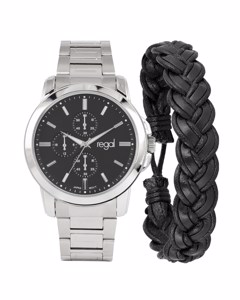 Regal Herenhorloge In Cadeaudoosje Met Armband