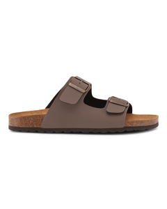 Ebro Slipper Brown
