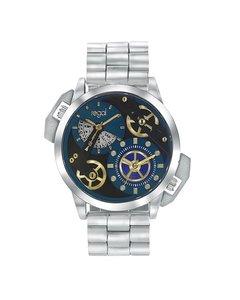 Regal Armbanduhr mit chromfarbenem Band, R72563-342
