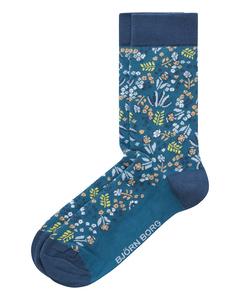 Sock Bb Ny Tiny Flower Single Pack